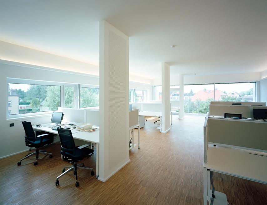 TimeLine Financials Gebäude Innenansicht3