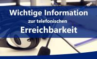 Info Telefonanlage